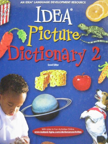 IDEA Picture Dictionary 2 2nd Edition (H) by Roberta Stathis