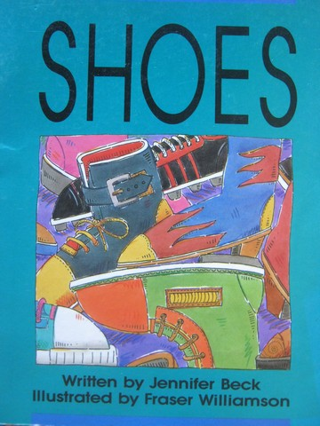 Book Bank 1 Shoes (P) by Jennifer Beck