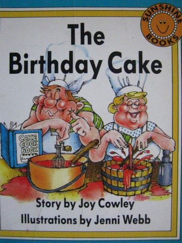 The Birthday Cake Joy Cowley