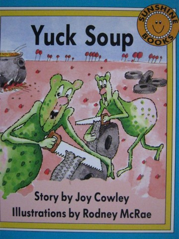 Sunshine Books 1 Yuck Soup (P) by Joy Cowley