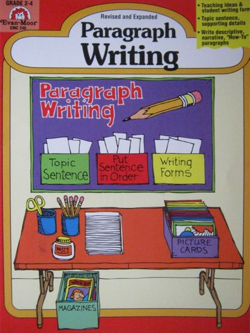 Paragraph Writing Revised & Expanded Grades 2-4 (P)