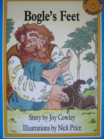 Sunshine Books 3 Bogle's Feet (P) by Joy Cowley