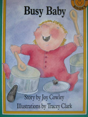 Sunshine Books 5 Busy Baby (P) by Joy Cowley