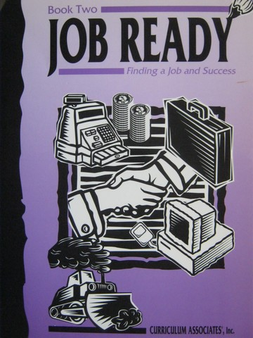Job Ready Finding a Job & Success Book 2 (P)