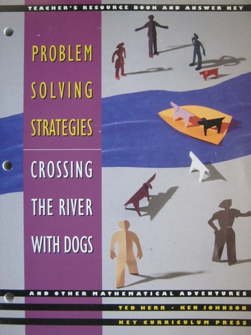Crossing The River with Dogs TRB & Answer Key (TE)(P) by Herr,