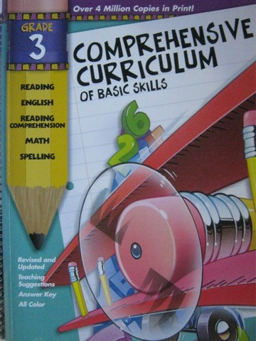 Comprehensive Curriculum of Basic Skills Grade 3 (P) by Purney