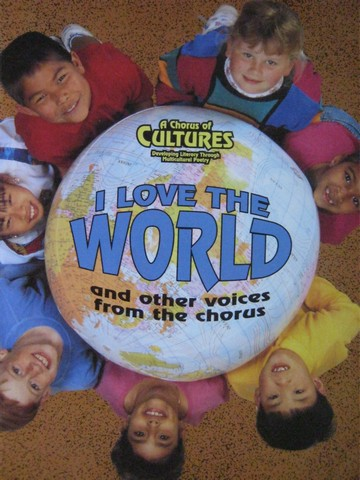 A Chorus of Cultures I Love the World (P) by Ada, Harris,