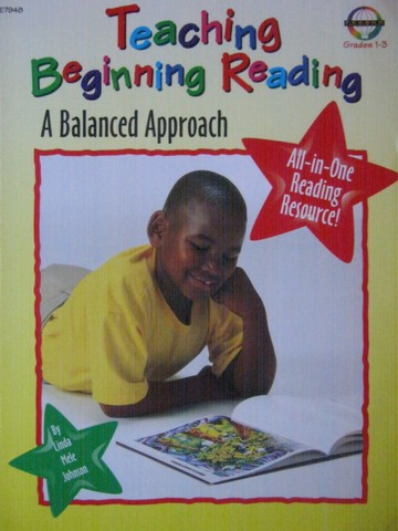 Teaching Beginning Reading Grades 1-3 (P) by Linda Mele Johnson