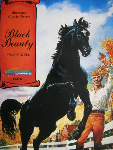 Illustrated Classics Black Beauty (P) by Anna Sewell