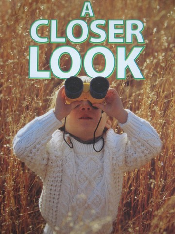 A Closer Look (P) by Natalie Lunis