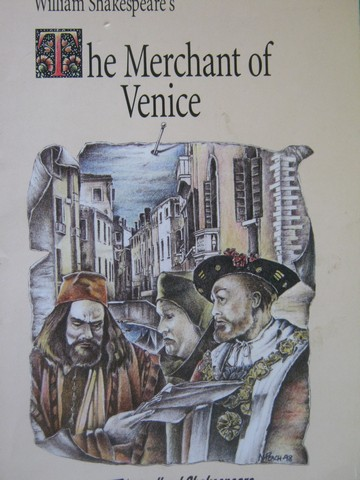 Streamlined Shakespeare The Merchant of Venice (P) by Anderson,