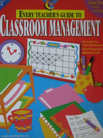 Every Teacher's Guide to Classroom Management K-6 (Spiral)