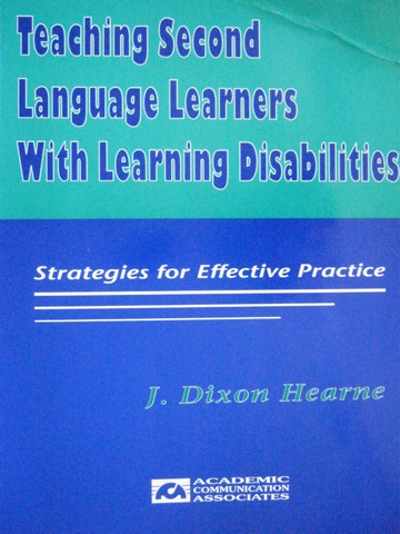 Teaching 2nd Language Learners with Learning Disability (Spiral)