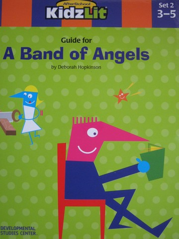AfterSchool KidzLit Guide for A Band of Angels (P) by Hopkinson