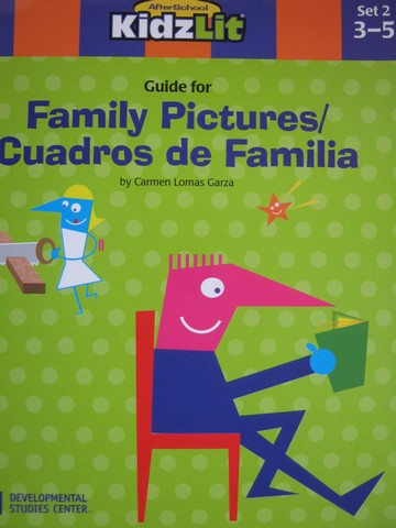 AfterSchool KidzLit Guide for Family Pictures (P) by Garza