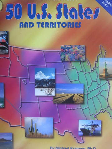 50 US States & Territories Grades 5-8+ (P) by Michael Kramme