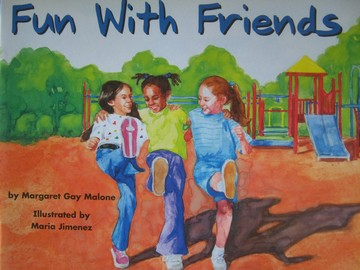 Book Shop A Fun with Friends (P) by Margaret Gay Malone