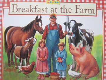 Book Shop B Breakfast at the Farm (P) by Leslie Bockol