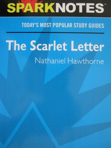 SparkNotes The Scarlet Letter (P) by Rhea Braunstein