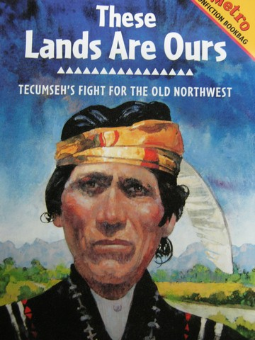 Metro Nonfiction Bookbag These Lands are Ours (P) by Connell