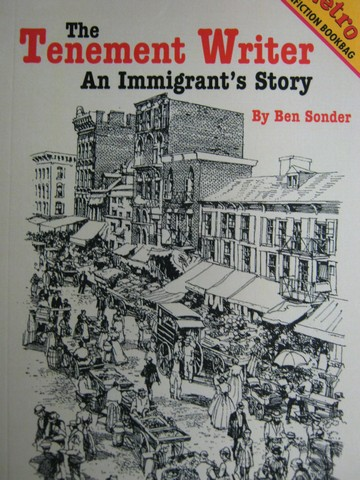 Metro Nonfiction Bookbag The Tenement Writer (P) by Ben Sonder