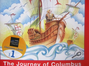 Journey of Columbus (P) by Melinda Lilly