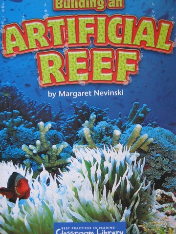 Best Practices in Reading E Building an Artificial Reef (P)