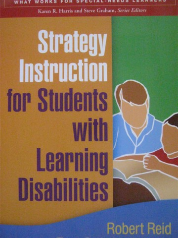 Strategy Instruction for Students with Learning Disabilities (P)