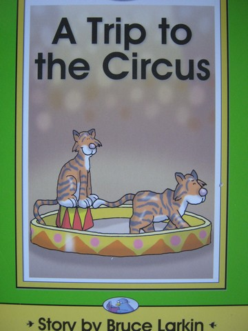 Wilbooks A Trip to the Circus (P) by Bruce Larkin