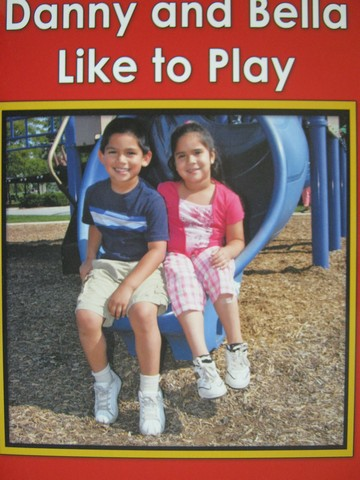 Wilbooks Danny & Bella Like to Play (P) by Barbara Gottlieb