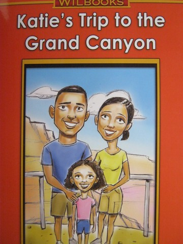 Wilbooks Katie's Trip to the Grand Canyon (P) by Haggard