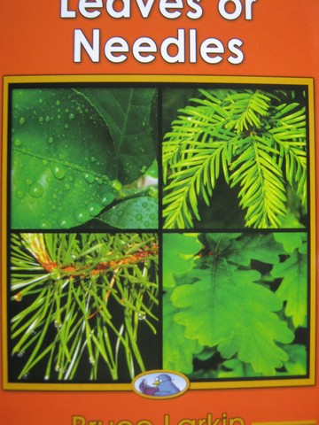 Wilbooks Leaves or Needles (P) by Bruce Larkin