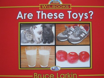 Wilbooks Are These Toys? (P) by Bruce Larkin