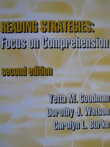 Reading Strategies Focus on Comprehension 2nd Edition (P)