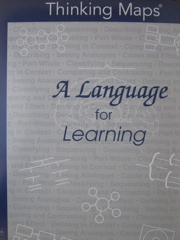 A Language for Learning (Binder) by David Hyerle & Chris Yeager