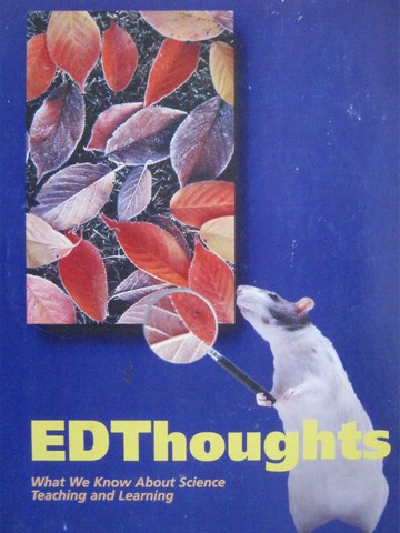 EDThoughts What We Know About Science Teaching & Learning (P)