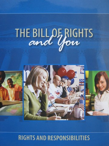Bill of Rights & You Rights & Responsibilities (Spiral)