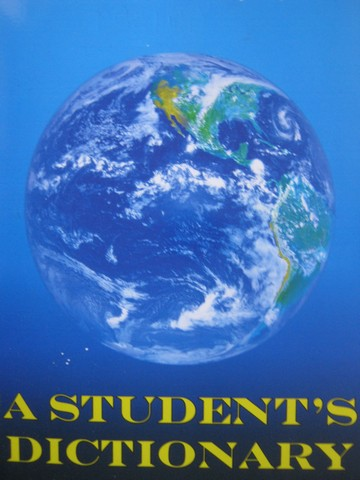 A Student's Dictionary & Gazetteer 18th Edition (P)