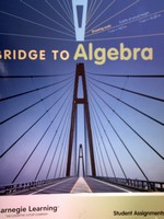 Bridge to Algebra Student Assignments (P) by Labuskes, O'Connor,