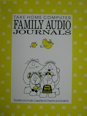 Take Home Computer Family Audio Journals (Box) by Shermis