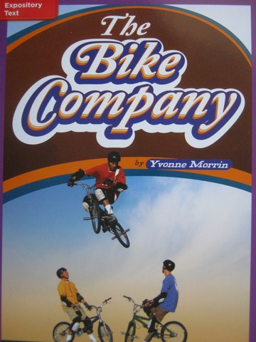 CCSS 4 The Bike Company (P) by Yvonne Morrin