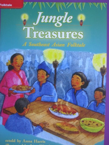 CCSS 3 Jungle Treasures (P) by Anna Harris
