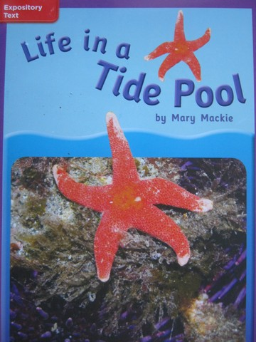 CCSS 3 Life in a Tide Pool (P) by Mary Mackie