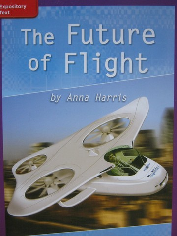 CCSS 3 The Future of Flight (P) by Anna Harris