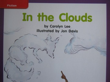 CCSS K In the Clouds (P) by Carolyn Lee