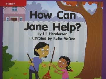 CCSS K How Can Jane Help? (P) by Lili Henderson