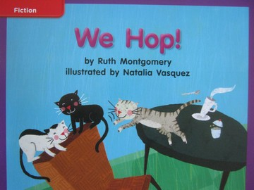 CCSS K We Hop! (P) by Ruth Montgomery