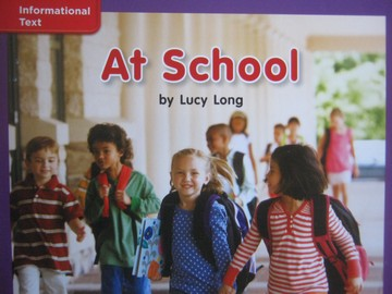 CCSS K At School (P) by Lucy Long
