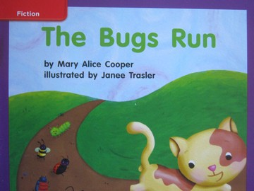 CCSS K The Bugs Run (P) by Mary Alice Cooper