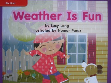 CCSS K Weather Is Fun (P) by Lucy Long